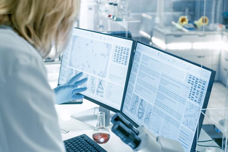 Adote um software para gestão laboratorial