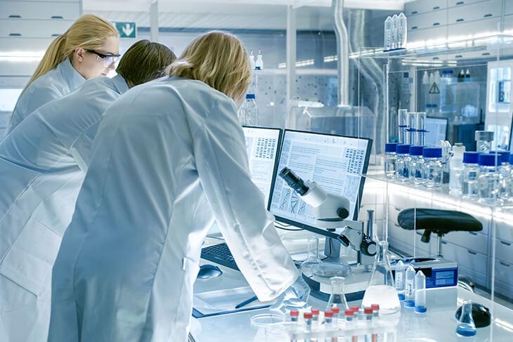 Laboratório de apoio e sistemas de qualidade