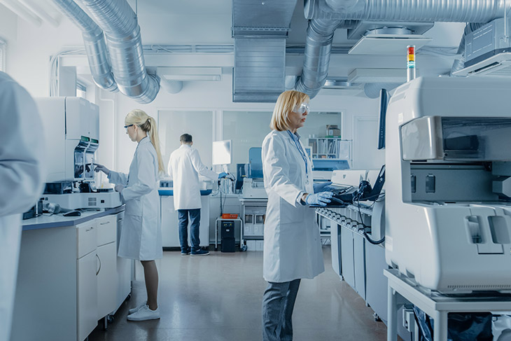 Por que a tecnologia nos laboratórios de análises clínicas é essencial?